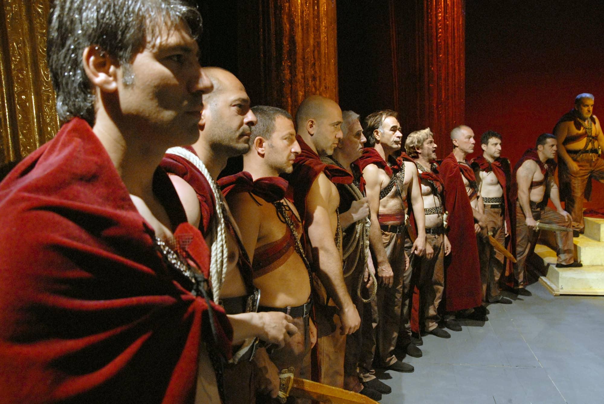 L'Arena del Sole in Cineteca - Cesare deve morire