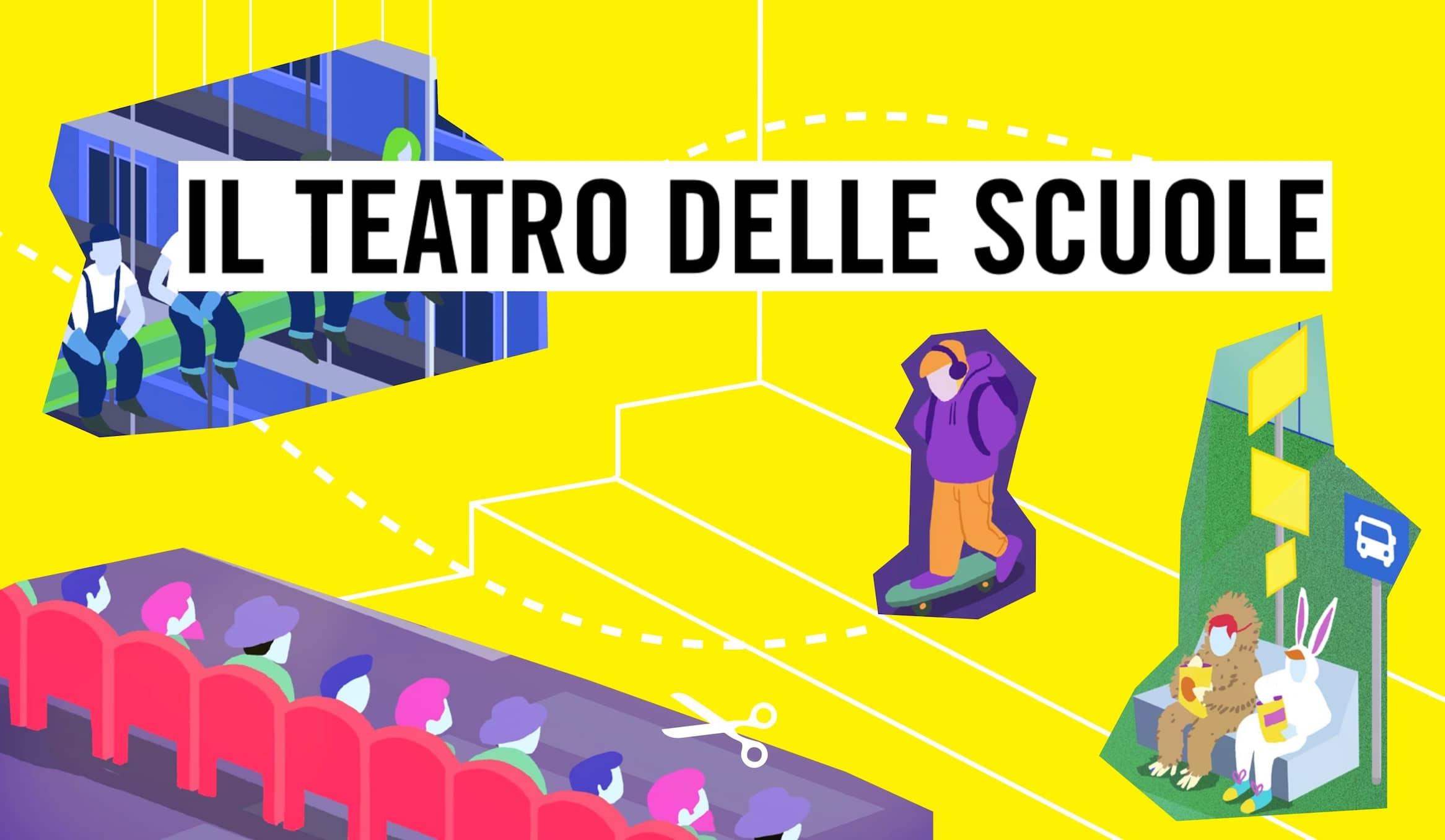 RassegnaIl teatro delle scuole - al via la 32° edizione