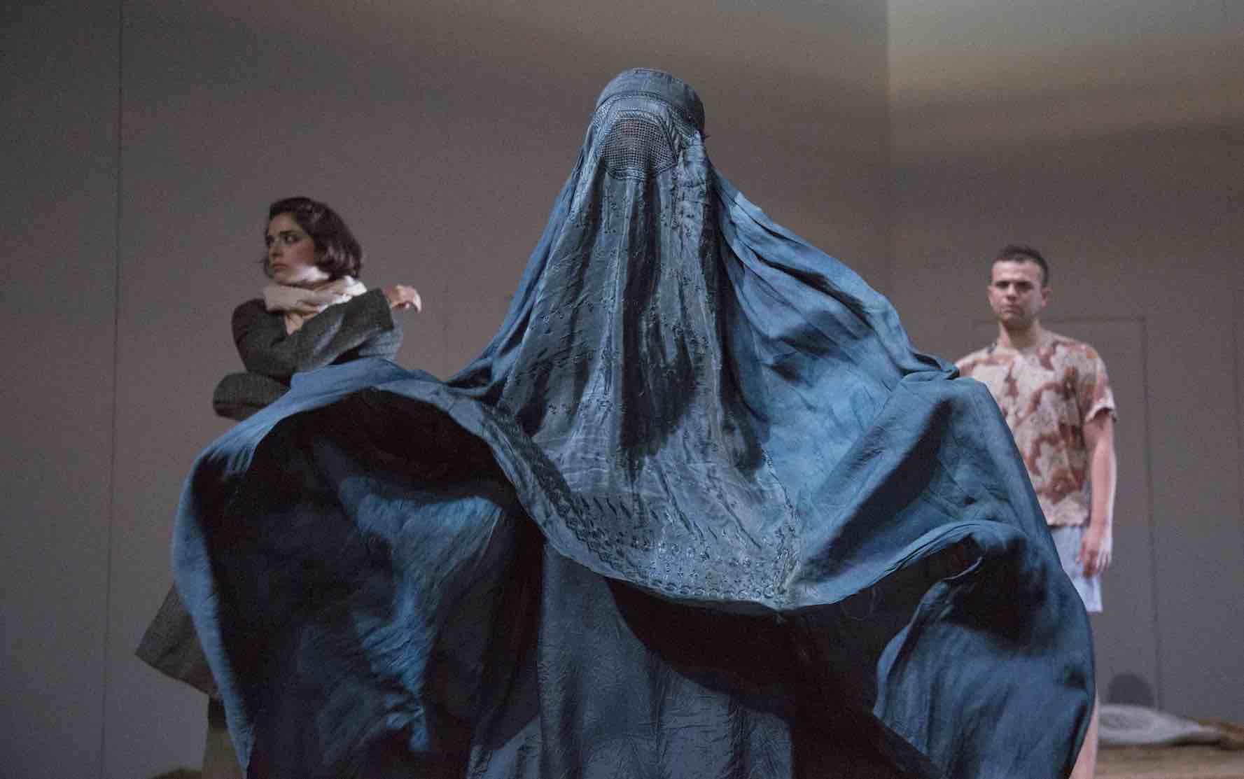 Conversando di teatro - Afghanistan