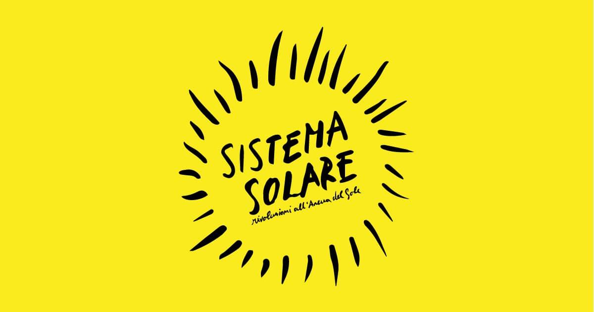 Sistema Solare - Rivoluzioni all'Arena del Sole