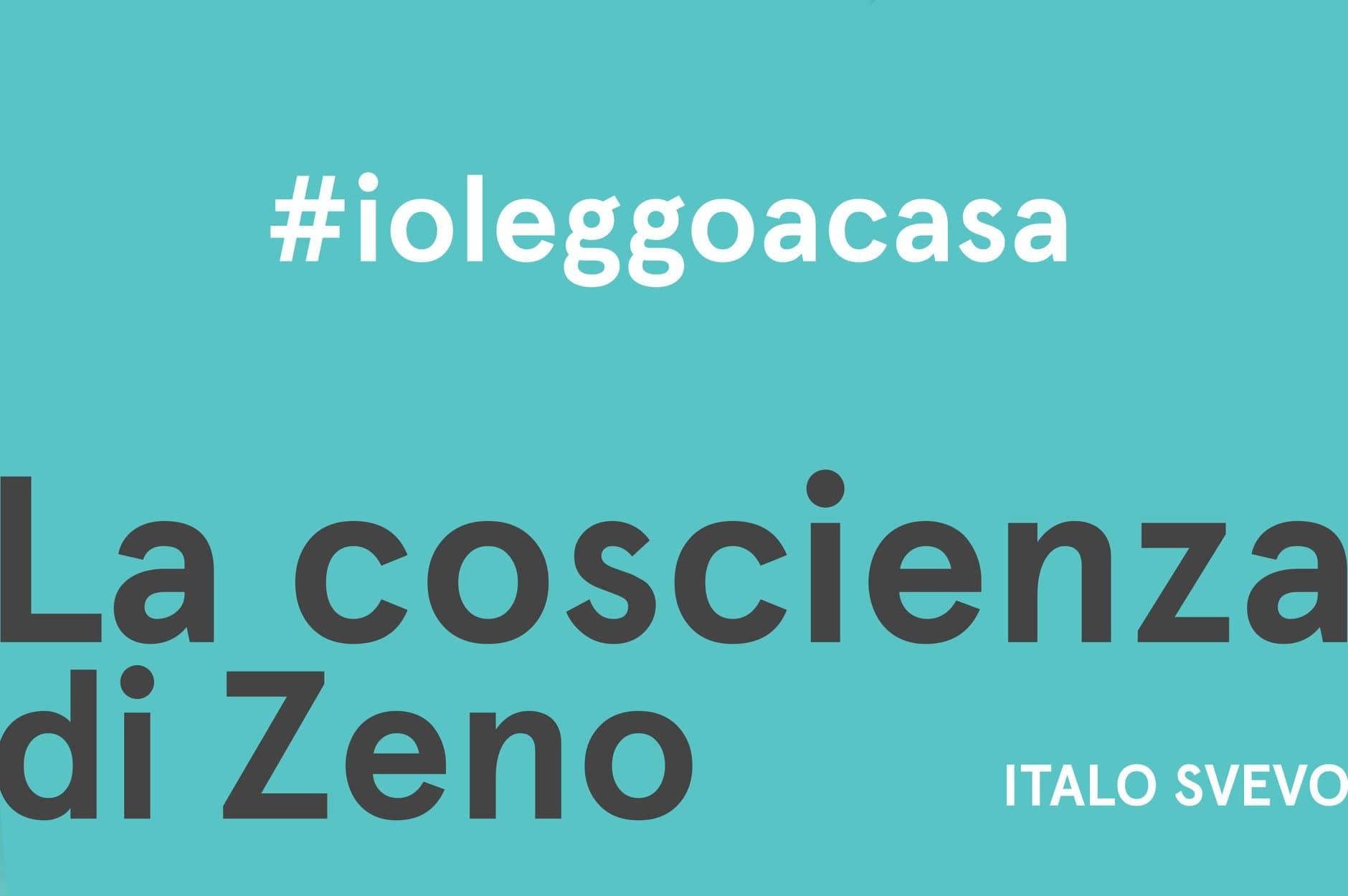 Io leggo a casa // Maratona in streaming La coscienza di Zeno