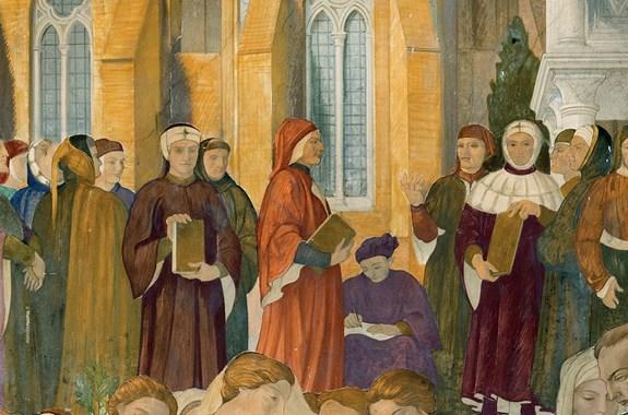 Lectura Dantis franciscana